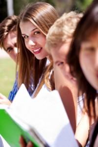 Skolepiger
